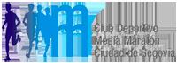 Media Maratón Segovia Logo
